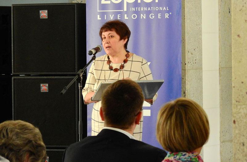 Наталья Сорокина, совладелец и директор лингвистических центров «Ligua-Nova» и «SuperMom»